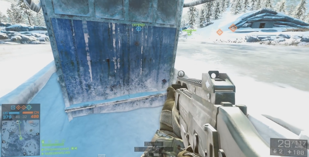 Battlefield 4 – Phantom Assignment – Because I find it